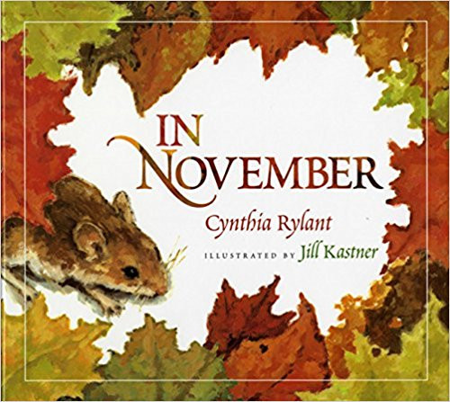 Describes the autumn activities and traditions that November's cooling temperatures bring.