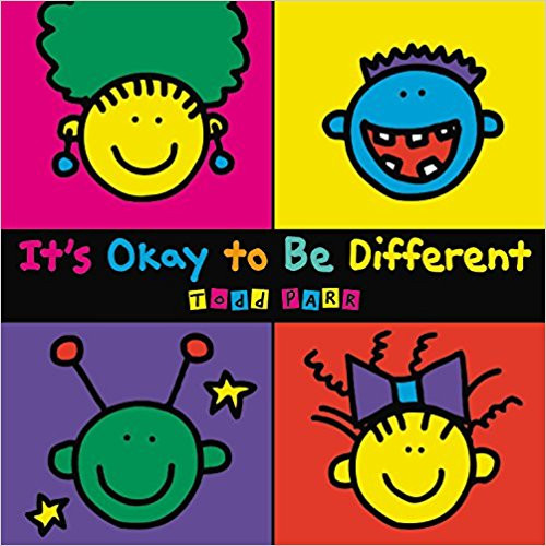 From sensitive topics like adoption and special needs to silly things like a pet worm and dancing by yourself, this fun, brightly illustrated book by Todd Parr tells everyone it's okay to like what you like—and be who you are!