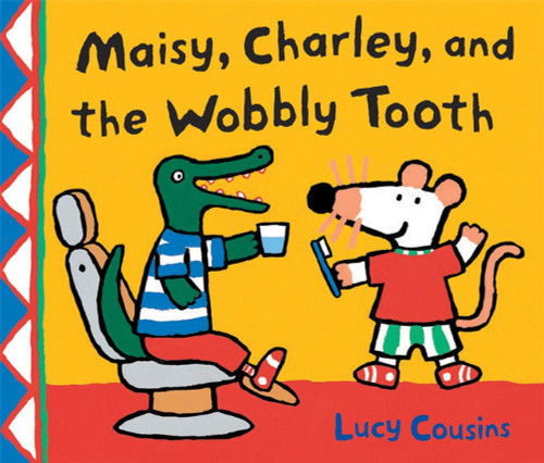On his first trip to the dentist, Charley gets lots of moral support from Maisy and friends, in a full-length story that readers are sure to sink their teeth into.