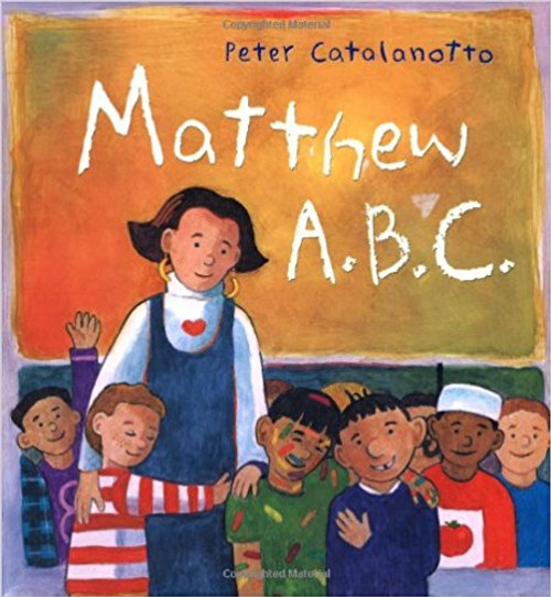 Miss Tuttle's class has 25 kids--all named Matthew. So she invents little nicknames based on each boy's quirk to tell them apart. Full color.