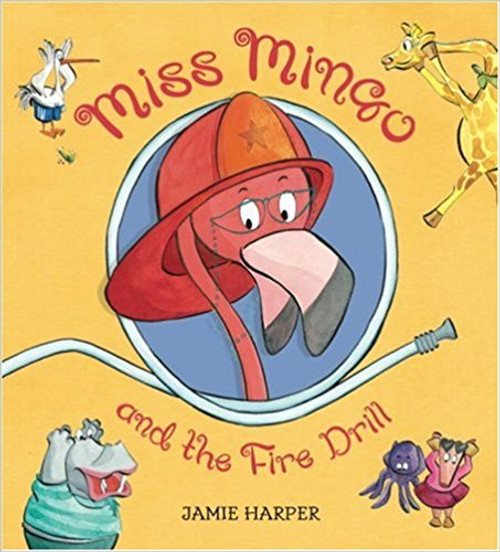 It's Fire Safety Week in Miss Mingo's classroom, which means it's time for students to learn what to do in case of a fire. Sprinkled with fascinating facts about animal behavior, this story about the characters in Miss Mingo's one-of-a-kind class is sure to appeal to readers of all stripes