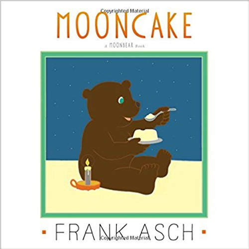 Blast to the moon and back with best friends Moonbear and Little Bird in this charming reissue of a beloved classic by award-winning author and illustrator Frank Asch. One night while watching the moon, Moonbear turns to Little Bird and asks, I wonder what the moon tastes like?  The ever-curious Moonbear begins a quest that ends up taking him all the way to the moon and back again.