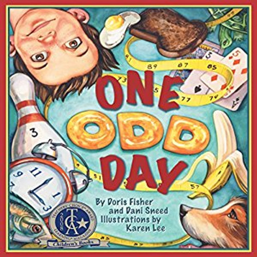 This humorous, rhythmic, read-aloud story is about a young boy who awakens to find that everything around him is odd.  He has one shoe, his shirt has three sleeves, and his dog has five legs!  Children and adults will delight in finding all the odd things hidden in the art. The For Creative Minds section includes odd fun facts, an odd coloring chart, A How Odd? Oddities section, a Creative Sparks supplement and a counting activity.