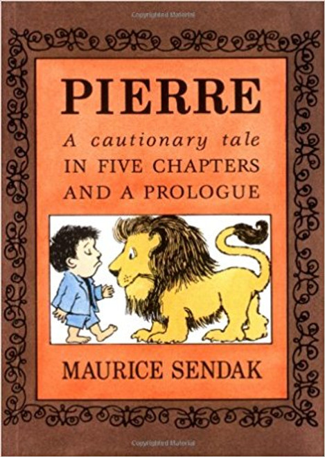 """No matter what the situation, a young boy insists that he """"doesn't care"""" -- until he's eaten by a lion."""