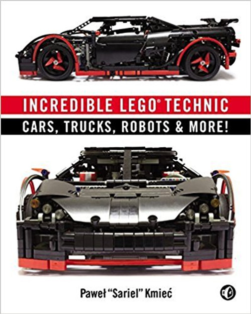From tanks to tow trucks, all the models showcased in this book use LEGO Technic gears, pulleys, pneumatics, and electric motors to really move. You'll find some of the world's best fan-created LEGO supercars, construction equipment, monster trucks, watercraft, and more, along with design notes and breakaway views of the truly incredible mechanisms inside.