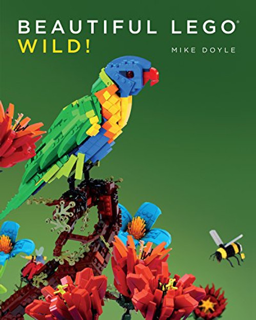 Scenes from nature spring to life in Mike Doyle's latest curated collection of LEGO art, Beautiful LEGO: Wild! From botanical marvels to adorable critters as a sea otter family made from 3,500 LEGO pieces every page is sure to delight the artist and naturalist in all of us.