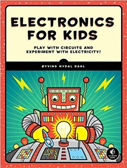 Demystifies electricity and teaches how to build electronics projects. Covers how circuits, voltage, and current work. Each part of the book focuses on different fundamental electronics concepts with hands-on projects