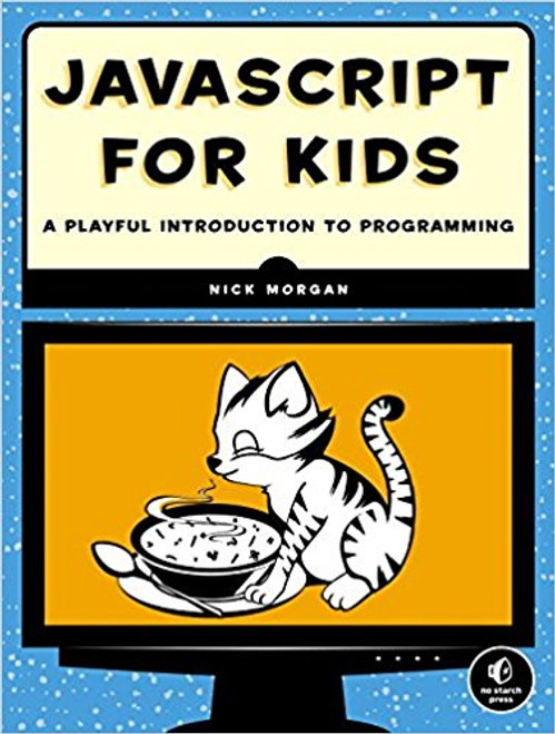 A lighthearted introduction that teaches programming essentials through ... step-by-step examples paired with funny illustrations. You'll begin with the basics, like working with strings, arrays, and loops, and then move on to more advanced topics, like building interactivity with jQuery and drawing graphics with Canvas