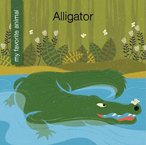 Alligator by Virginia Loh-Hagan