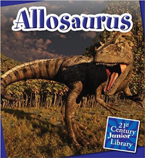 Allosaurus by Lucia Raatma