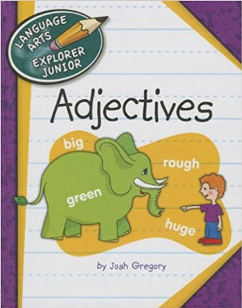 Adjectives by Josh Gregory