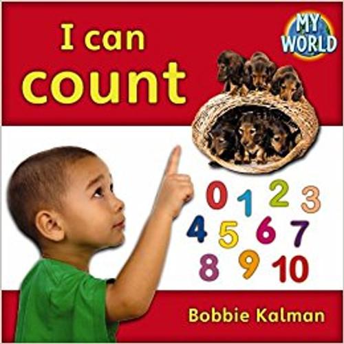 I Can Count by Bobbie Kalman