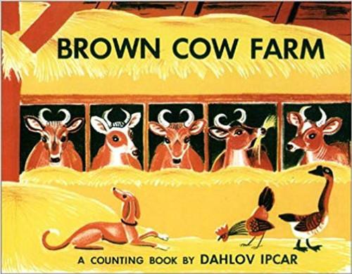Brown Cow Farm by Fahlov Ipcar
