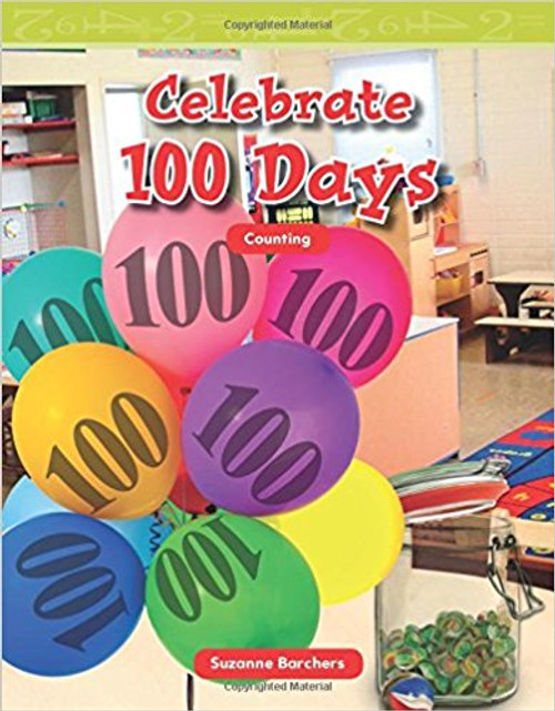 The students in this book are counting up to the 100th day of school! Readers are encouraged to practice counting to 100 through early STEM themes and basic numbers and operations, including counting in sets of five.