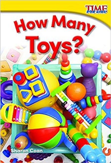 How Many Toys? by Sharon Coan