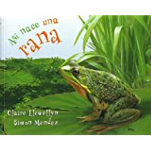 "<p>This book traces the life cycle of a frog from tiny egg to lively tadpole and then out onto the land as a full-grown, croaking frog. The book has a unique format, with pages ""growing"" along with the tadpoles and frogs, and features a Glossary/Index and graphics summarizing the life cycle of this amphibian.</p>"