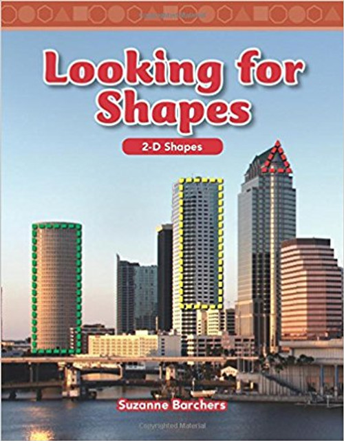Find shapes all around the globe! This book takes young readers to various cities around the world to encourage them to practice geometry through early STEM themes and find two-dimensional shapes everywhere they go. Go to Paris to find circles in clocks! Go to Chicago to find rectangles in skyscrapers! Children will find these, triangles, parallel lines, and more in this engaging reader.