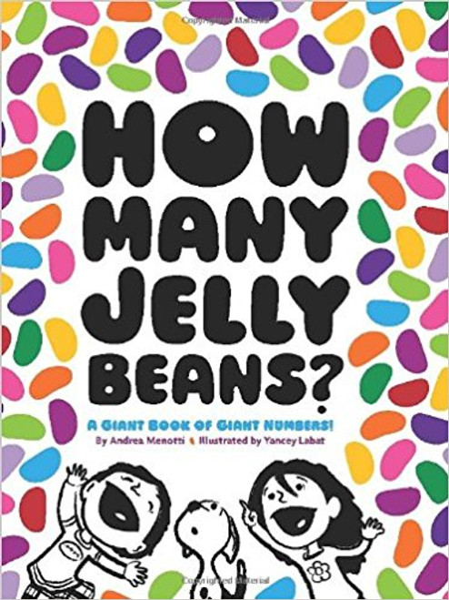 How many jelly beans are enough? How many are too many? Aiden and Emma can't decide. Is 10 enough? How about 1,000? That's a lot of jelly beans. But eaten over a whole year, it's only two or three a day. This giant picture book gives kids a fun and easy way to understand large numbers. Full color.