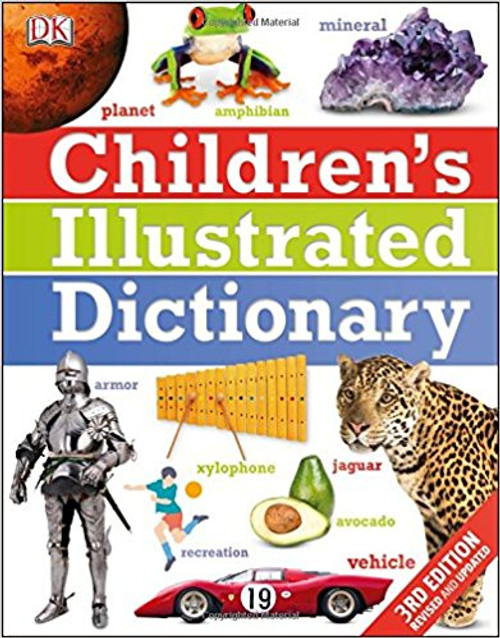 Children's Illustrated Dictionary by DK