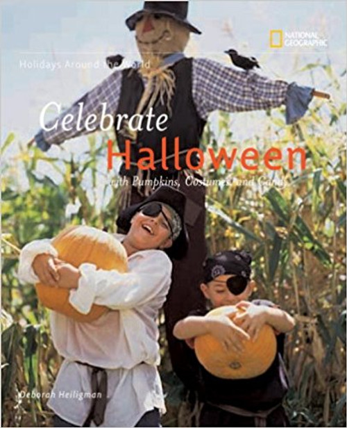 Trick or treat? Celebrate Halloween is definitely a real treat. Vivid images and Deborah Heiligman's lively, inviting text illuminate the spookiest night of the year. The book lets readers explore Halloween celebrations around the globe as it uncovers the rich history of this holiday, the creepy creatures that come to life in the night, and the origins of such customs as dressing up in costume, carving jack-o'-lanterns, and trick-or-treating.