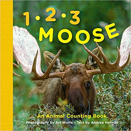 1 wolf, 2 moose, 3 cougars, and more! Award-winning nature photographer Art Wolfe s engaging photos of animals introduce young children to wildlife while also teaching them numbers and how to count in this colorful and educational board book
