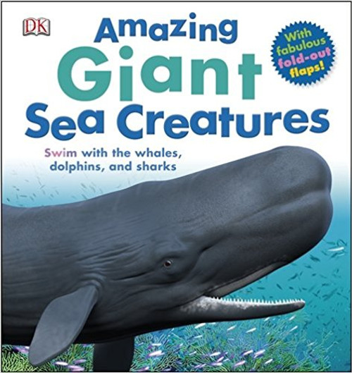 Youngsters can dive into the sea and enter the world of such giant creatures as a sperm whale and a great white shark. With close-up photos, fact files, maps, and lift-up flaps and slide-out pages, this interactive book is an ideal introduction to the wonders of the deep. Full color.