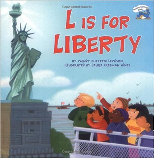 For more than a century, the Statue of Liberty has stood proudly in New York Harbor. Perfect for reading together with a young child, this book celebrates the statue, her history, and the freedom she stands for using simple language and bold, full-color illustrations.