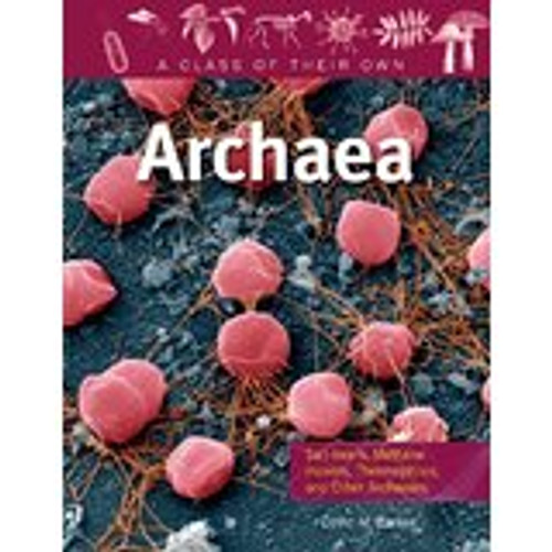 <p>Some Archaea thrive in extreme places around the planet such as in thermal pools, hot vents at the bottom of the sea, extremely salty water, and even in underground oil reserves. Others are found in the intestines of animals and in plankton, tiny organisms that form a feeding reserve for larger marine life. Once grouped with bacteria, the DNA of this fascinating group is sufficiently different that scientists have proposed that they should have a sixth kingdom of their own. This book examines the three main divisions into which members of the diverse Archaea kingdom are grouped according to their unusual biology. It also explains why little in general is known about them, and why further classification of Archaea is so difficult.</p>