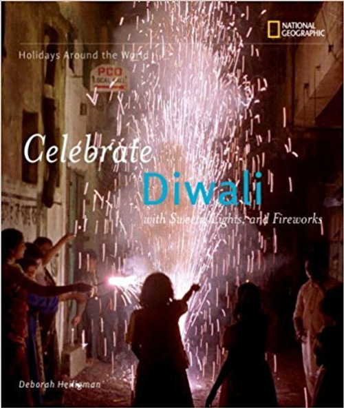 This book takes a look at the Indian celebration of Divali(Diwali).