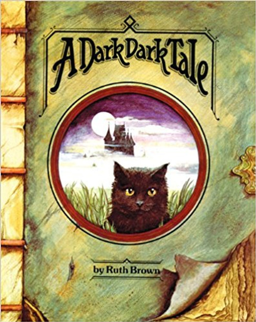 Journeying through a dark, dark house, a black cat surprises the only inhabitant of the abandoned residence.