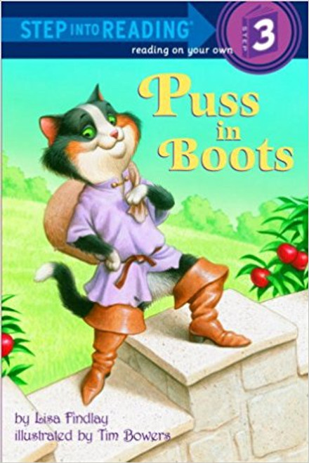 This simple retelling of the classic fairy tale is purrrfect for newly independent readers.