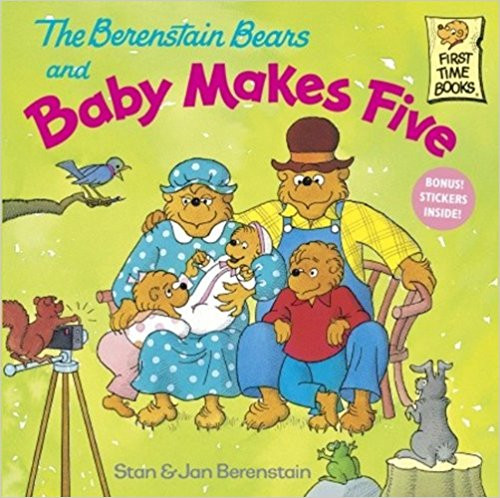 Sister Bear is upset by all the attention her new baby sister is receiving. Then Sister gets a special homework assignment and, with a little help from wise old Mama, comes to believe that this new baby might just be a nifty addition to the Bear clan.