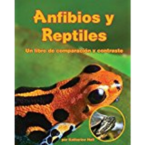 <p>What makes a frog an amphibian but a snake a reptile? Both classes may lay eggs, but they have different skin coverings and breathe in different ways. Pages of fun facts will help kids identify each animal in the class like a pro after reading the fourth book in Arbordale&rsquo;s Compare and Contrast series. Similar to Polar Bears and Penguins, Clouds and Trees; Amphibians and Reptiles uses stunning photographs and simple non-fiction text to get kids thinking about the similarities and differences between these two animal classes.</p>
