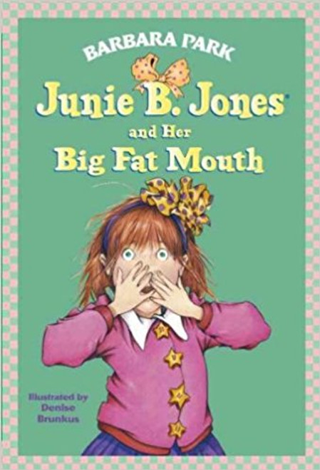 When her teacher announces Job Day at school, Junie B. gets carried away, coming up with the best--and strangest--job description in Room Nine. Once again, Barbara Park's amusing depiction of kindergarten high jinks is on target.