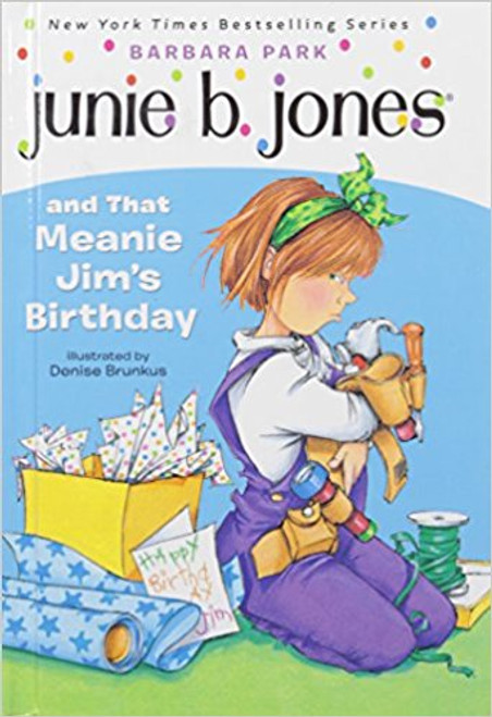 """That Jim"" is having a birthday party, and guess who's not invited? Hilarioushigh jinks are sure to ensue when somebody snubs spunky Junie B.!"