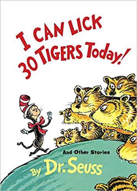 """Three stories in verse: In the first, a cat brags that he can beat up 30 tigers and then proceeds to whittle down the number for various reasons. In the second story, a king cat insists on having his tail held by another cat which eventually causes problems for the whole kingdom. In the final story, a little girl thinks up a """"Glunk"""" who creates havoc and refuses to disappear."""