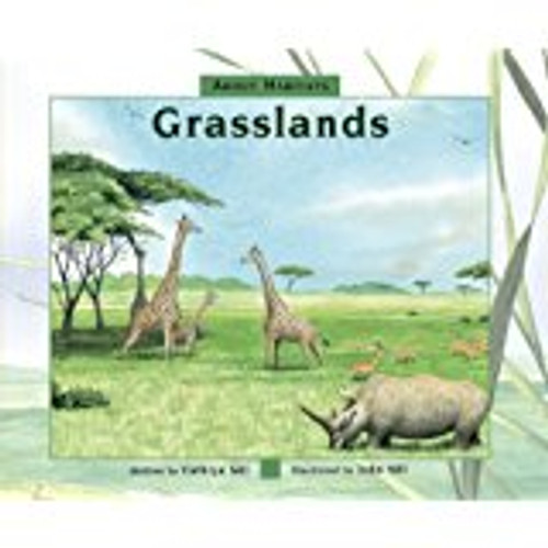 <p>Introduces different types of grasslands around the world, describing their different climates and the survival adaptations that animals and plants must make to live in them.</p>