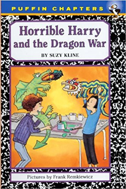 Harry and Song Lee have been best friends since kindergarten. But ever since Miss Mackle let them work together on a project about dragons, Song Lee hasn't spoken to Harry. Will someone wave the white flag soon? Illustrations.