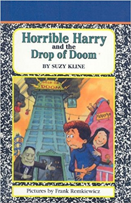 """Harry's afraid to ride """"The Drop of Doom"""" at the local amusement park. Will he face his fear, or will he have to put up with Sidney's teasing all through third grade?"""