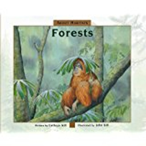 <p>Introduces the idea of forests and why they are important while illustrations show some forest animals.</p>