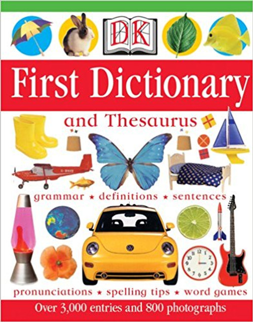 With over 800 photos chosen to attract young children and 3,000 age-appropriate vocabulary words, this dictionary/thesaurus sets a new standard in linguistic reference for students. Full color.