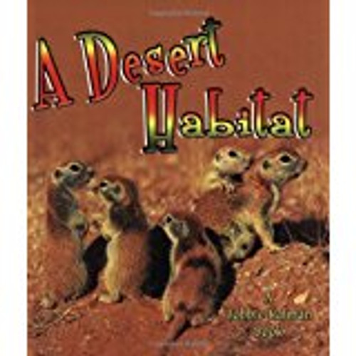 <p>The desert is a habitat of extreme climate that provides plants and animals with unique survival challenges. A Desert Habitat provides an introduction to one of the world's most fascinating desert habitats: the Sonoran Desert.</p>