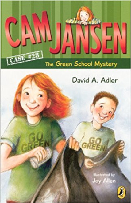 Cam learns her school is going green. For each can or bottle students bring in to recycle, the school earns a nickel. But after all the nickels go missing, everyone suspects they've been stolen. Can Cam solve this mystery? Illustrations.