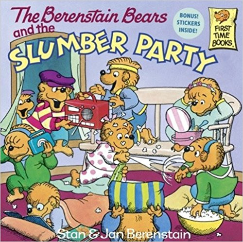 Brother and Sister Bear learn a valuable lesson in behaving away from home in this latest entry to the bestselling series. Illustrated in full color.
