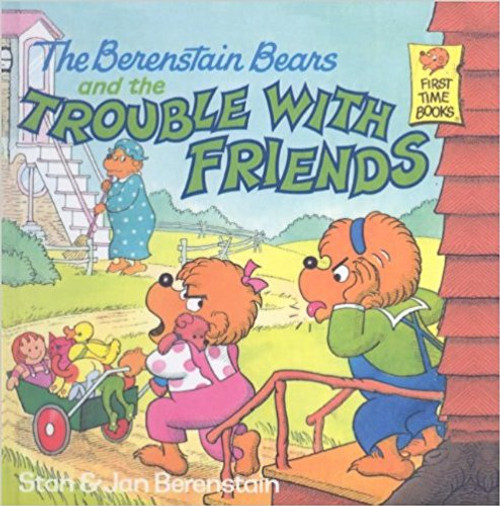 The new cub in the neighborhood, Lizzy Bruin, is the same age as Sister Bear--and she's also just as bossy. After a fight threatens their budding friendship, both cubs learn that you can't always have your own way if you want to have friends. Full-color illustrations.