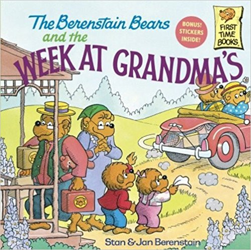 Brother and Sister worry about spending a week at Gran and Gramp's house. By the end of the visit they've learned a lot from their lively grandparents--and the older bears have discovered how wonderful it is to be grandparents.