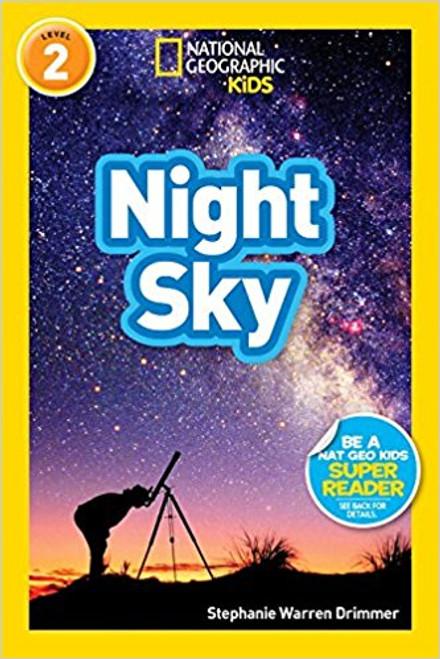 Night Sky by Stephanie Warren Drimmer