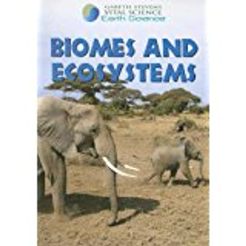 <p>Gareth Stevens Vital Science books are designed to help prepare students for NCLB science testing by reinforcing key concepts across the science curriculum. The six volumes in Earth Science use clear language and a variety of photographs, illustrations, and diagrams to help students understand the properties of rocks, soils, water, gases, and fossils. Weather, biomes and ecosystems, and earth's core and crust are also covered, making this a comprehensive and indispensable resource.</p>