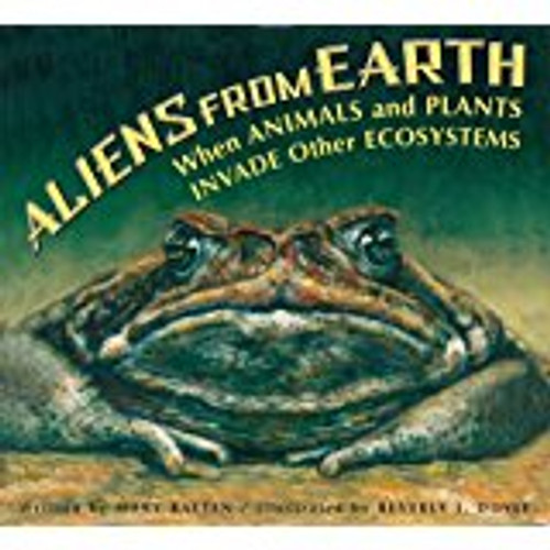 <p>Aliens From Earth is an intriguing introduction to the serious and ongoing environmental problems caused by invasive plant and animal species. Describing various examples from the accidental release of the gypsy moth into the United States to the deliberate introduction of rabbits to Australia the text shows how these foreign intrusions have disturbed the delicate balance of local ecosystems. At the end of the book, the author offers readers a list of things they can do to minimize their own impact on local environments.</p>