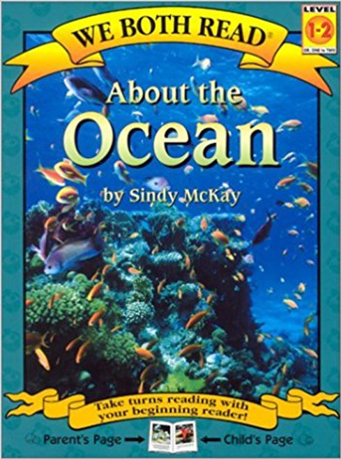 About the Ocean by Sindy McKay